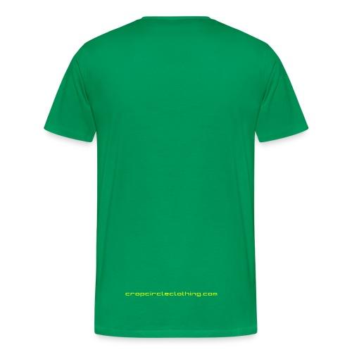 Iris - Men's Premium T-Shirt