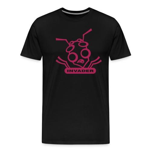 pink invader nos - Maglietta Premium da uomo