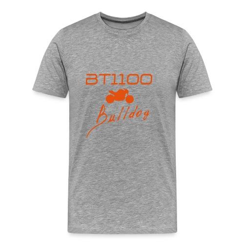Comfort-T gris - T-shirt Premium Homme