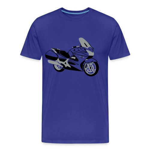 ST1300 (Royal Blue) - Men's Premium T-Shirt
