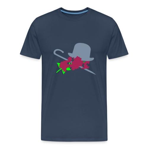 3XL-Männertags-Shirt - Männer Premium T-Shirt