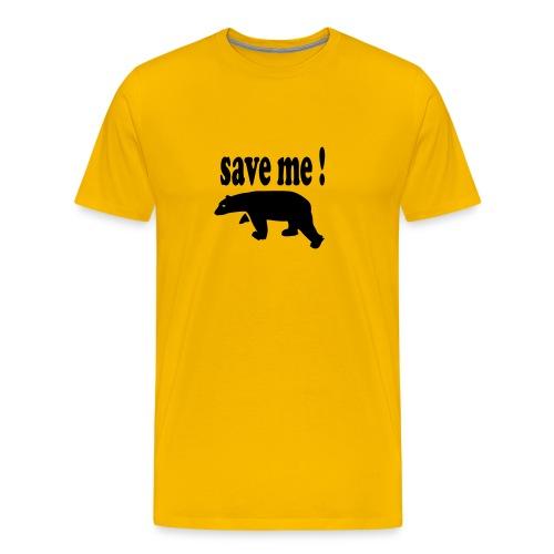 Save Me - T-shirt Premium Homme