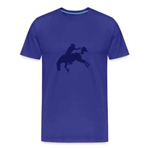 Sport-Shirt, HORSE BOY - Männer Premium T-Shirt