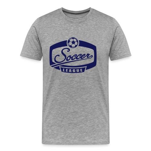 Soccer League, Classic - T-shirt Premium Homme