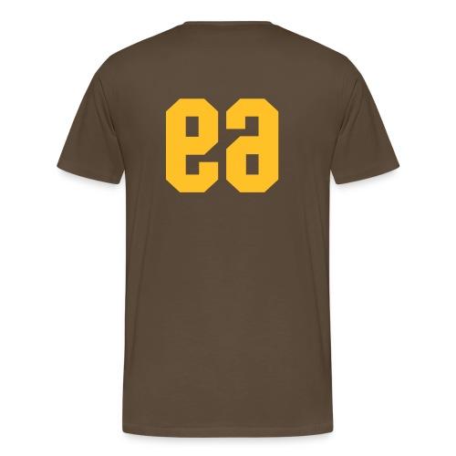 ea - Camiseta premium hombre