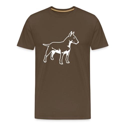 Bull Terrier - Men's Premium T-Shirt