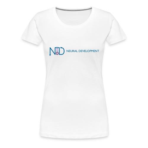 Neural Development (Women's Continental Classic) - Women's Premium T-Shirt