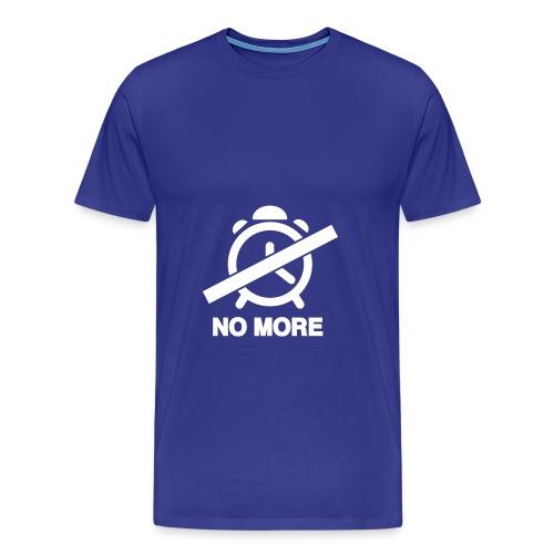 NO MORE - Männer Premium T-Shirt