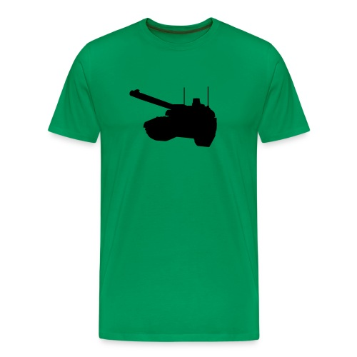 panzer vorn - T-shirt Premium Homme