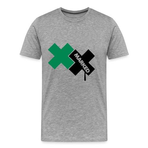 Marked Man - Men's Premium T-Shirt