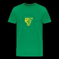 T-Shirts ~ Men's Premium T-Shirt ~ St Patricks CYMS the place where hibs where born