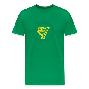 St Patricks CYMS the place where hibs where born - Men's Premium T-Shirt