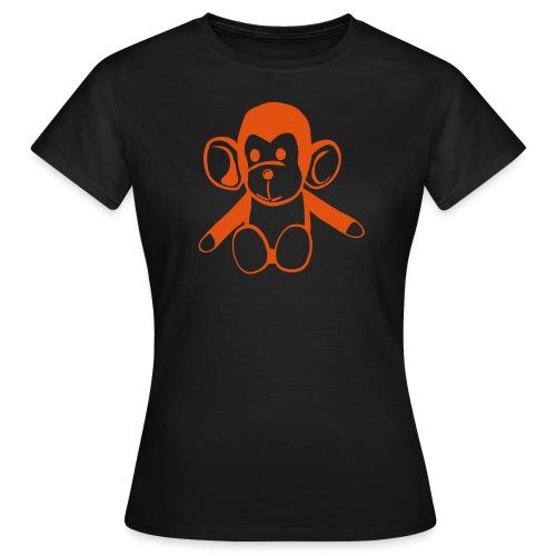 Vrouwen T-shirt - mooier bestaat niet