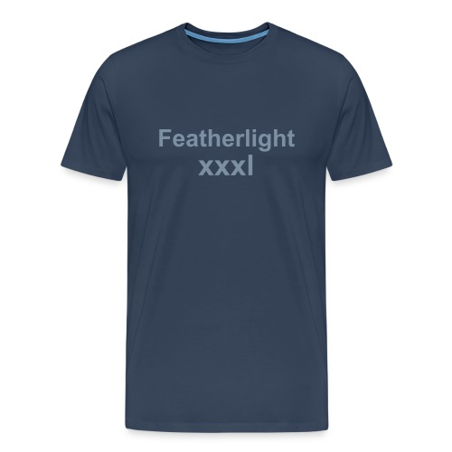 featherlight - Mannen Premium T-shirt