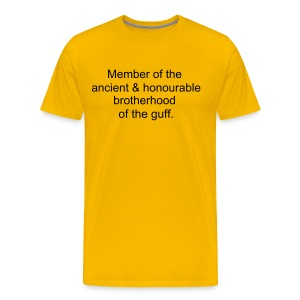 Brotherhood T-Shirt - Men's Premium T-Shirt