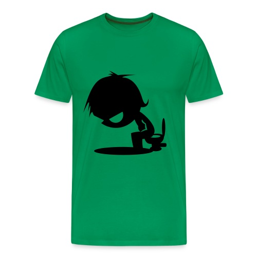 Toilet - Men's Premium T-Shirt