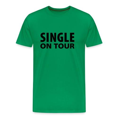 Single on Tour - Men's Premium T-Shirt