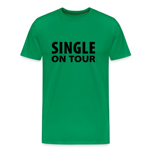 Single on Tour - Men's Premium T-Shirt