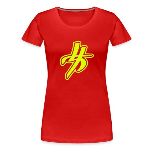 Asiatic - Women's Premium T-Shirt