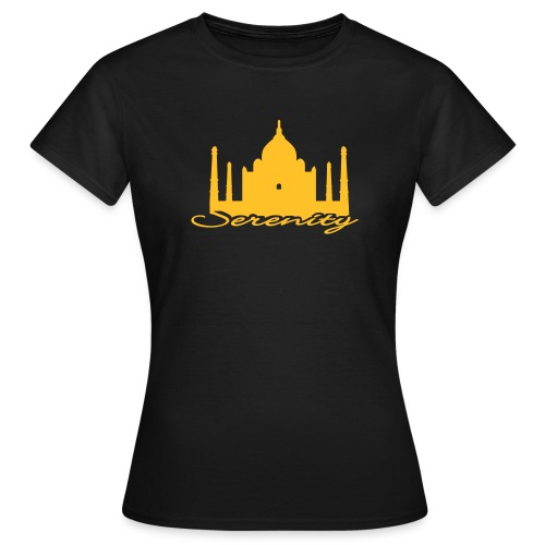 T-Sheart Serenity femmes - T-shirt Femme