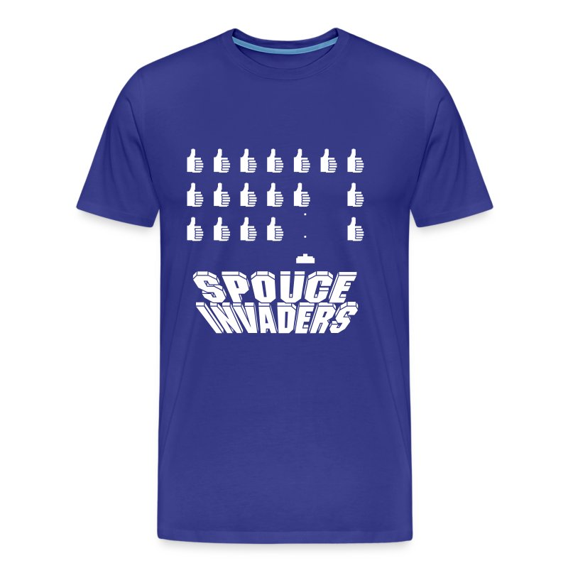Spouce Invaders - T-shirt Premium Homme