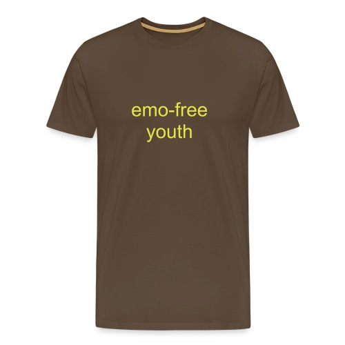 T-Shirt emo-free youth - Männer Premium T-Shirt