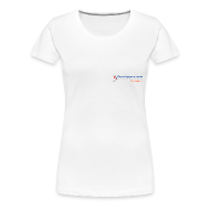 Tee shirts ~ T-shirt Premium Femme ~ T-shirt Femme petite bannière