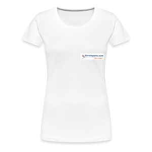 T-shirt Femme petite bannière - T-shirt Premium Femme