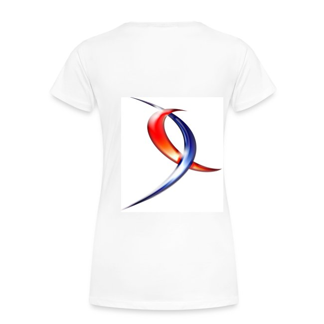 T-shirt Femme petite bannière