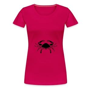 cancer - Premium T-skjorte for kvinner