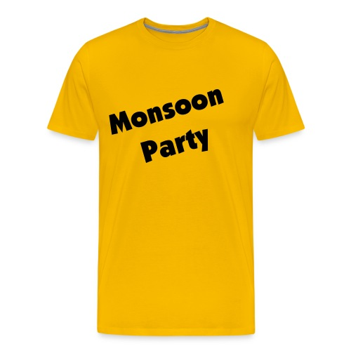 monsoonparty - Men's Premium T-Shirt