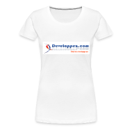 Tee shirts ~ T-shirt Premium Femme ~ T-shirt Femme grande bannière