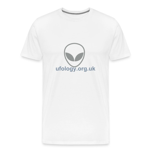 UFO UK CLASSIC - XLARGE - Men's Premium T-Shirt