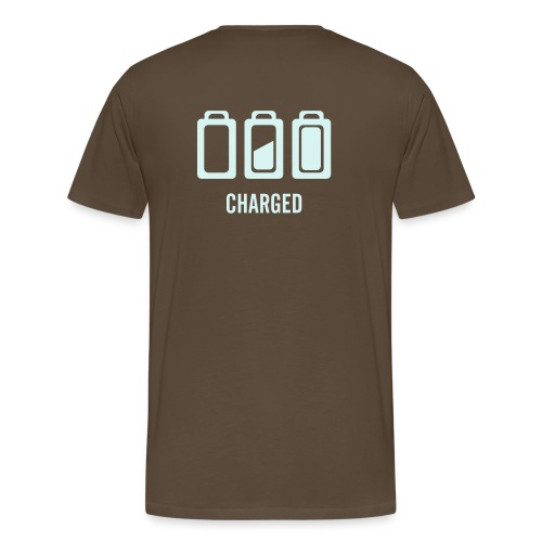 Charged T-Shirt - T-shirt Premium Homme