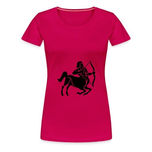 sagittarius - Premium T-skjorte for kvinner