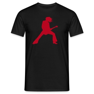 MAD GUITARIST ! - Men's T-Shirt