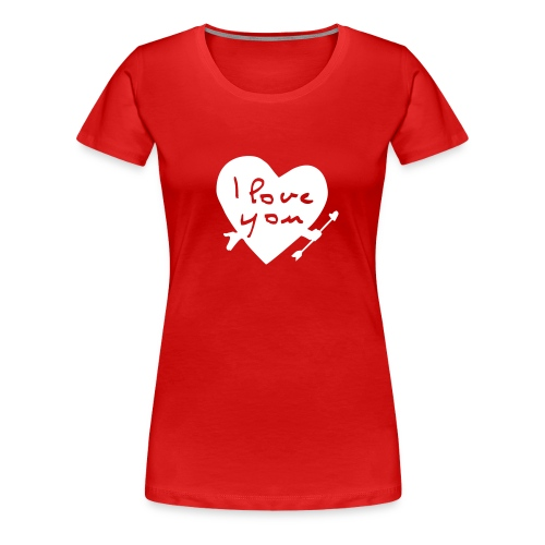 Damesshirt - Vrouwen Premium T-shirt
