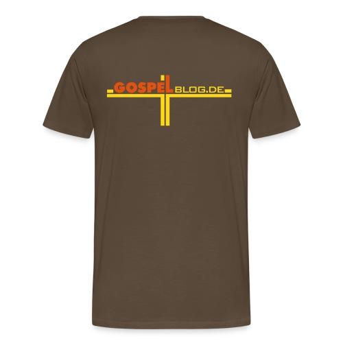 GospelBlog.de - Männer Premium T-Shirt
