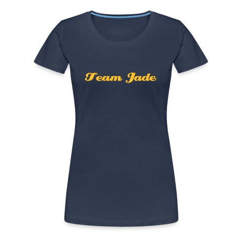 Team Jade - Women's Premium T-Shirt