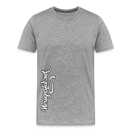 Nerografik.net (2c) - Männer Premium T-Shirt