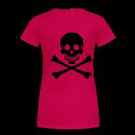 T-Shirts ~ Women's Premium T-Shirt ~ C - PINK TEE