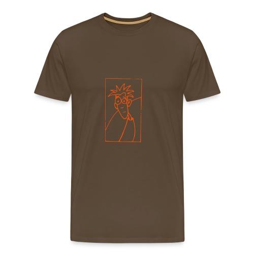 T-paidat - Miesten premium t-paita