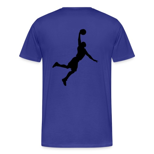 T-SHIRT TRIBUNALZ - T-shirt Premium Homme