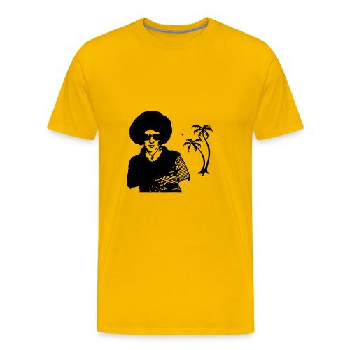 Funky! - Miesten premium t-paita