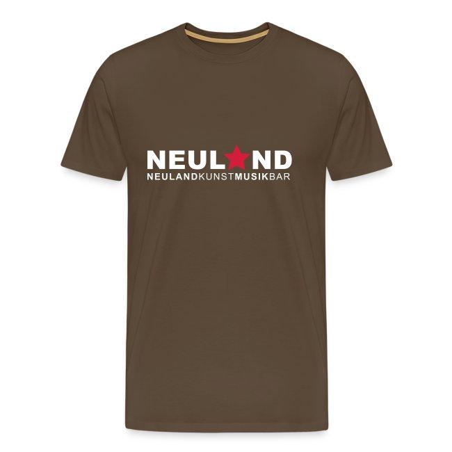 Shirt NEULAND für die Jungs