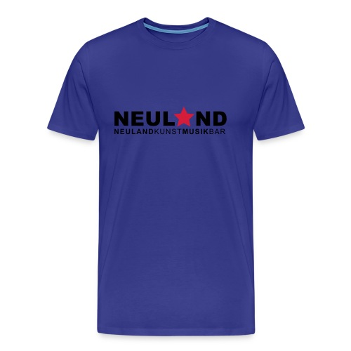 Shirt NEULAND für die Jungs - Männer Premium T-Shirt