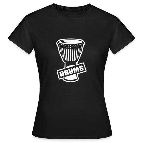 Drums Continental Classic Women's - Women's T-Shirt