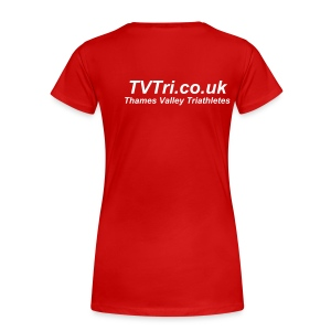TVT Ladies top4 - Women's Premium T-Shirt