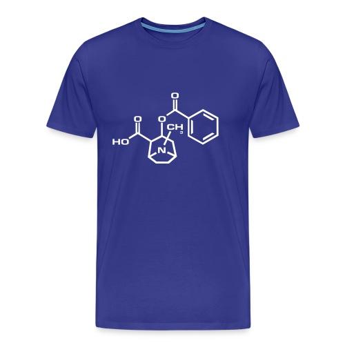 Kokaina - Koszulka męska Premium