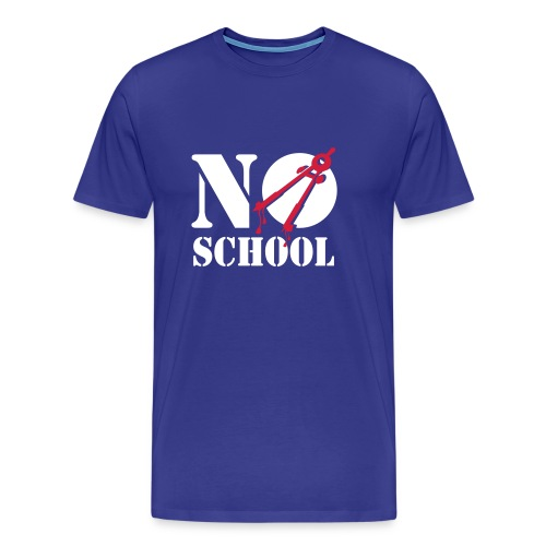 No school - Men's Premium T-Shirt